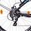 Thumbnail: NCM Venice Plus Trekking E-Bike, City-Bike, 250W, 16Ah 768Wh Battery, [Black 28]