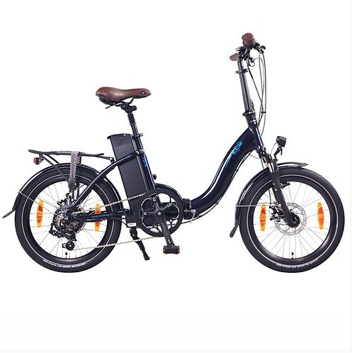 NCM Paris Folding E-Bike 250W 36V 15Ah 540Wh Battery