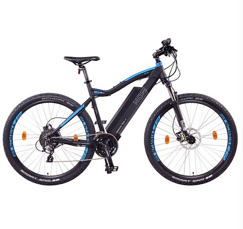 NCM Moscow Plus Electric Mountain Bike,E-Bike, 250W, E-MTB, 48V 16Ah 768Wh Batte