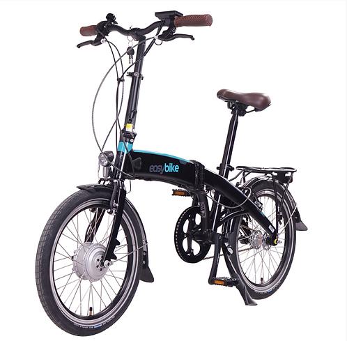 EASYBIKE Folding E-Bike 36V 8Ah 288Wh