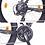 Thumbnail: NCM Prague Electric Mountain Bike, E-Bike, E-MTB, 250W, 36V 13Ah 468Wh Battery [