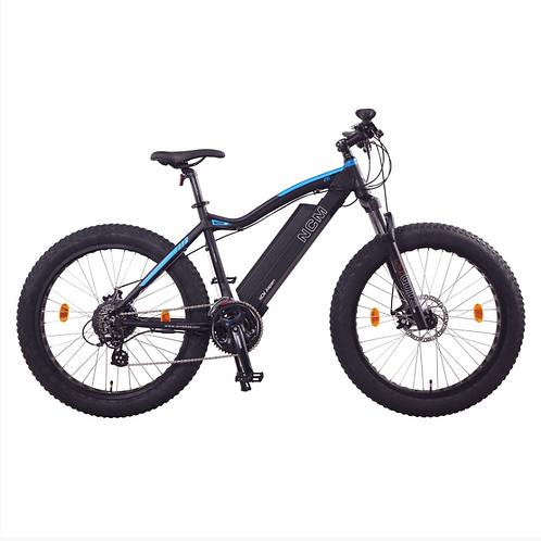 NCM Aspen Fat Electric Bike,E-Bike ,48V 13Ah 250W, E-MTB 624Wh Battery