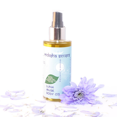 Organic Luna Musk Body Oil
