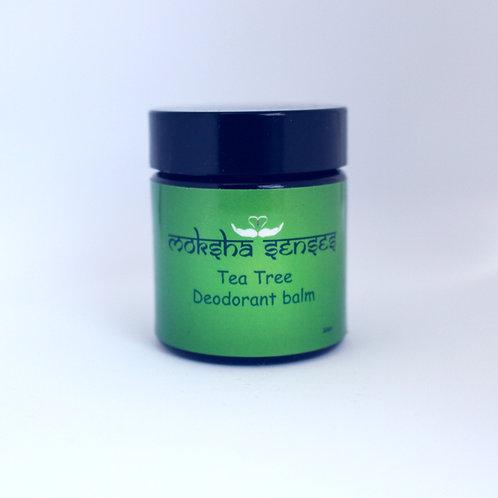 Tea Tree Deodorant Balm