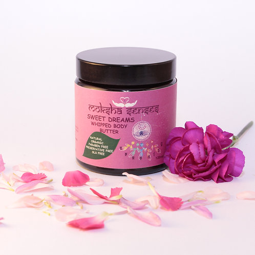 Sweet Dreams Whipped Body Butter