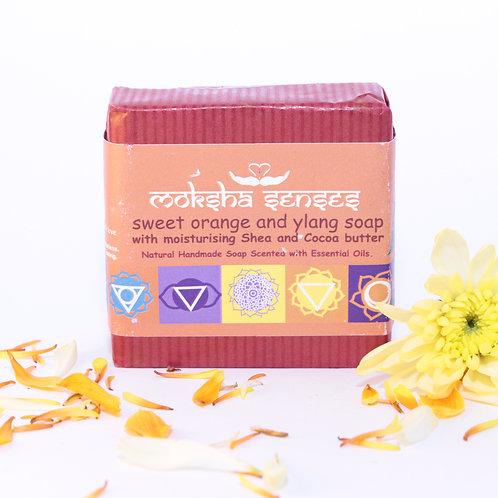 Sweet Orange & Ylang Soap