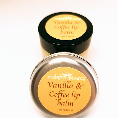 Vanilla & Coffee Lip Balm