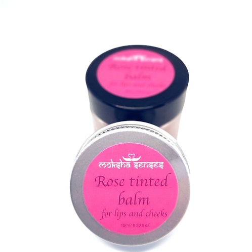 Rose Tinted Balm for lips and cheeks