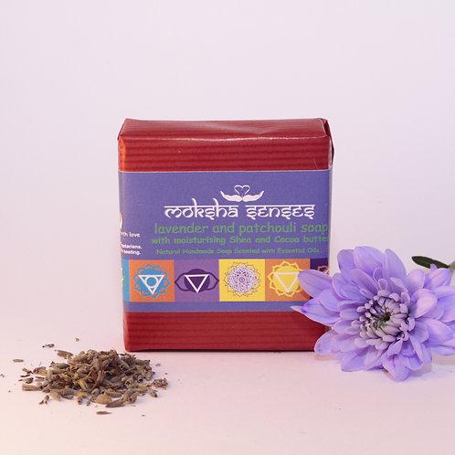 Lavender & Patchouli Soap