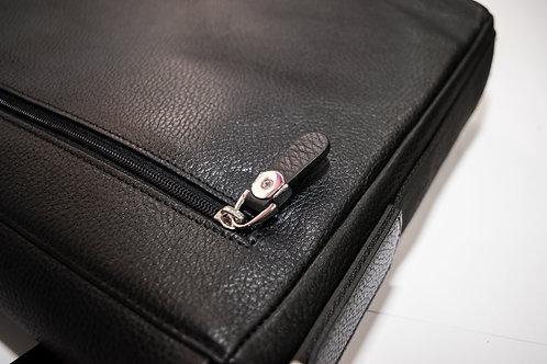 Мъжка чанта от естествена кожа за лаптоп