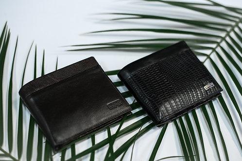 Мъжко портмоне BOND от естествена кожа