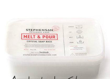 Base à savon Melt and Pour Lait de chèvre - SoapBox