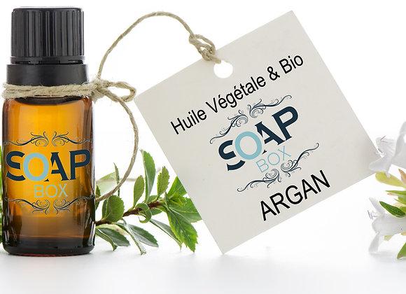Huile d'argan Bio - SoapBox