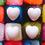 Thumbnail: Moule Plaque Cœurs 3D