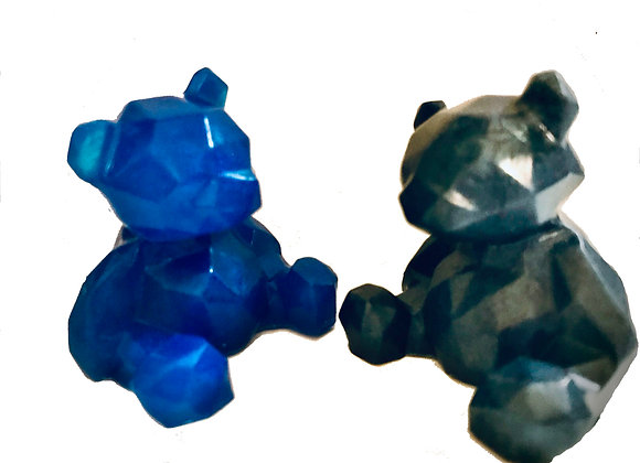 "Moule Ourson""Soapy Bear"""