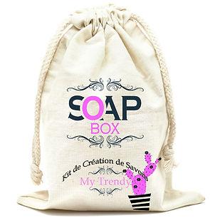Kit de fabrication de savon