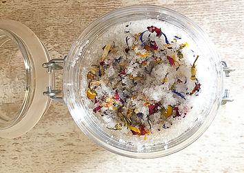 recette sel de bain maison Soapbox
