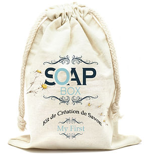 Kit de fabrication de savon soapbox