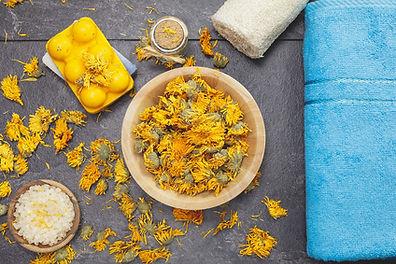ingrédients pour fabrication de savon