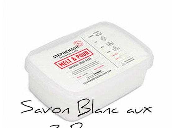 Melt and Pour - Faire un savon