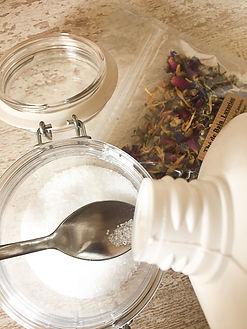 recette sel de bain délassant soapbox