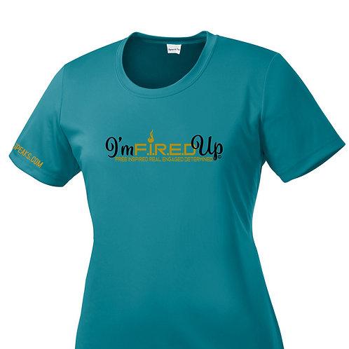 I'm F.I.R.E.D Up T-shirt