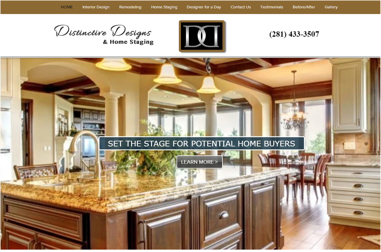 DD Homestaging of The Woodlands