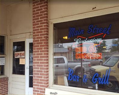 Goodtimes Grill & Bar in Copeland Kansas 67837 circa 2020