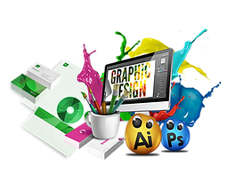 Graphic Design for Websites in The Woodlands, Texas