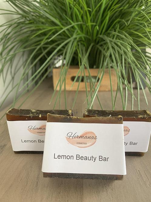 Lemon Balm Beauty Bar