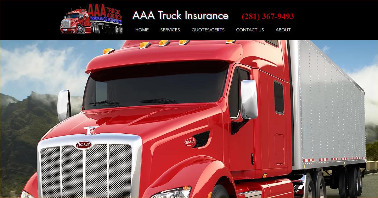 AAA Truck Insurance