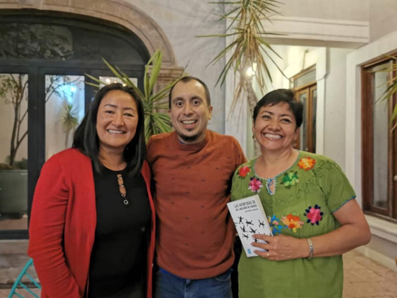 """Presentación de """"Las aventuras de un lanzador de enanos"""" en la Librería La Comezón en Querétaro, Méx"""