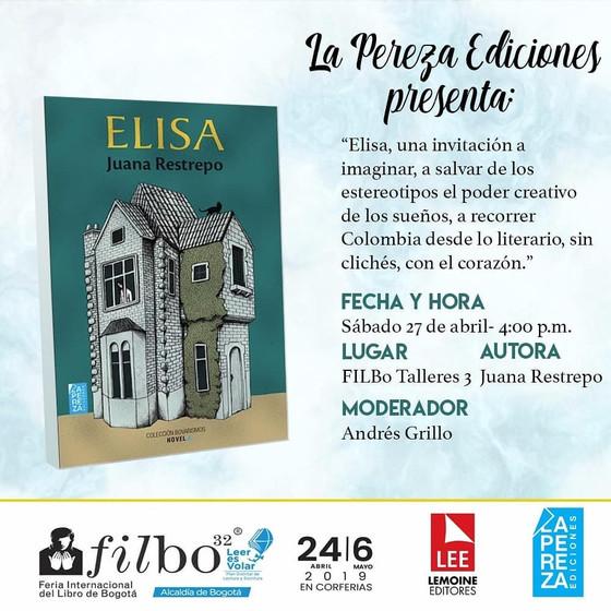 ¡Muy pronto Bogotá se vestirá de letras, imaginación y cultura! Llega la Feria Internacional del Lib