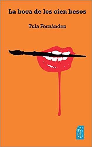 """Entrevista a la autora de """"La boca de los cien besos""""."""