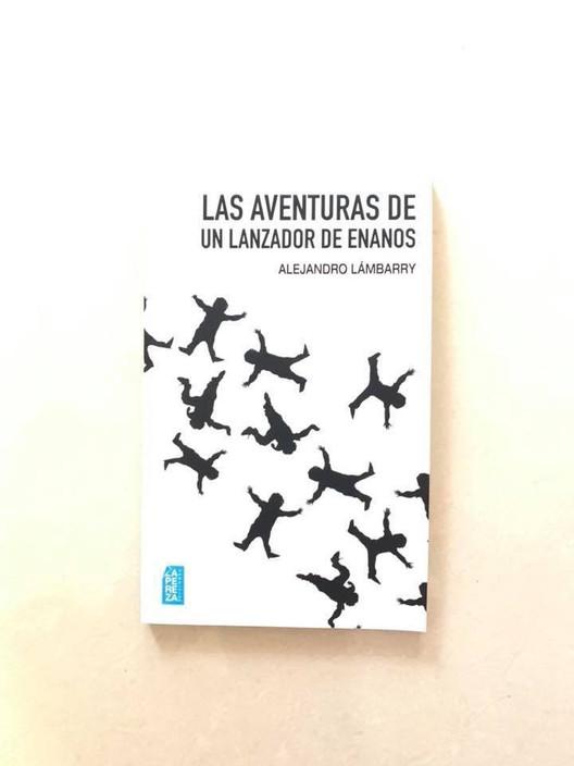 """Entrevista con el autor de """"Las aventuras de un lanzador de enanos"""""""