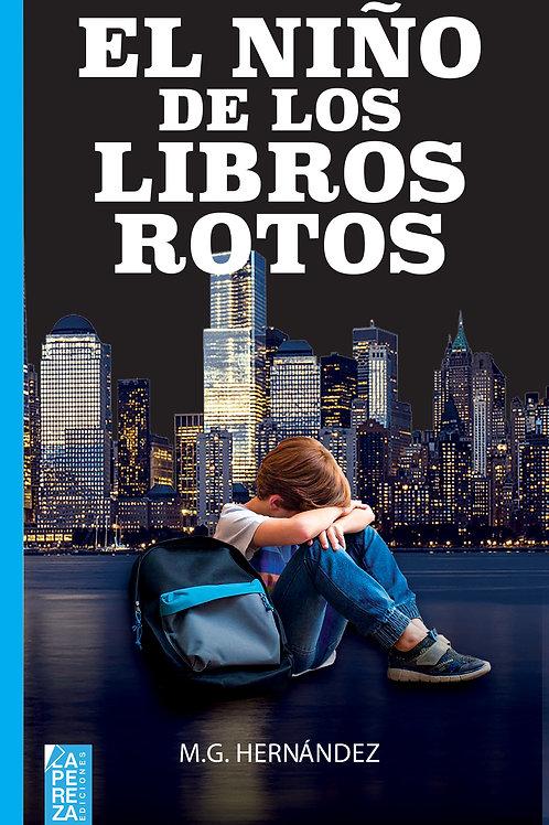 El niño de los libros rotos