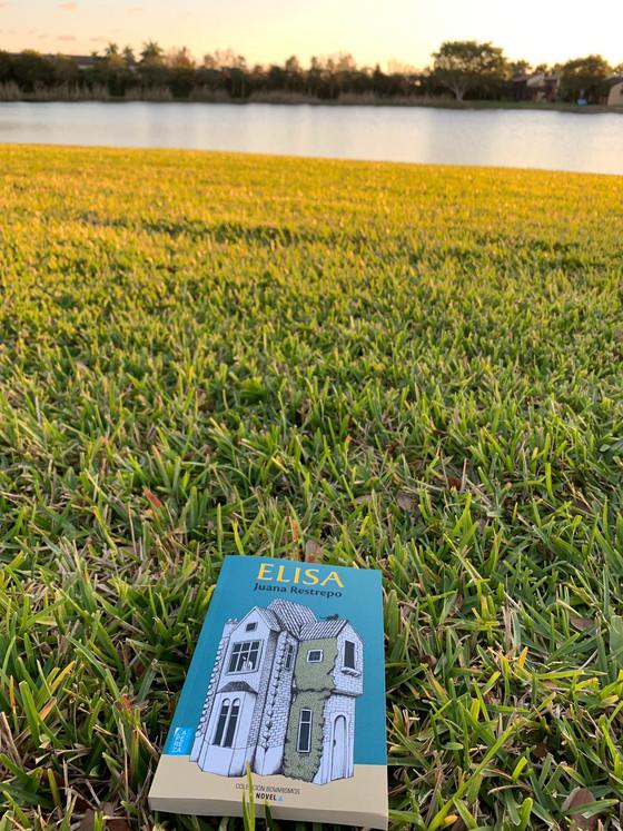 En medio de la Feria del Libro de Bogotá, se realizará el lanzamiento de Elisa, la primera novela de