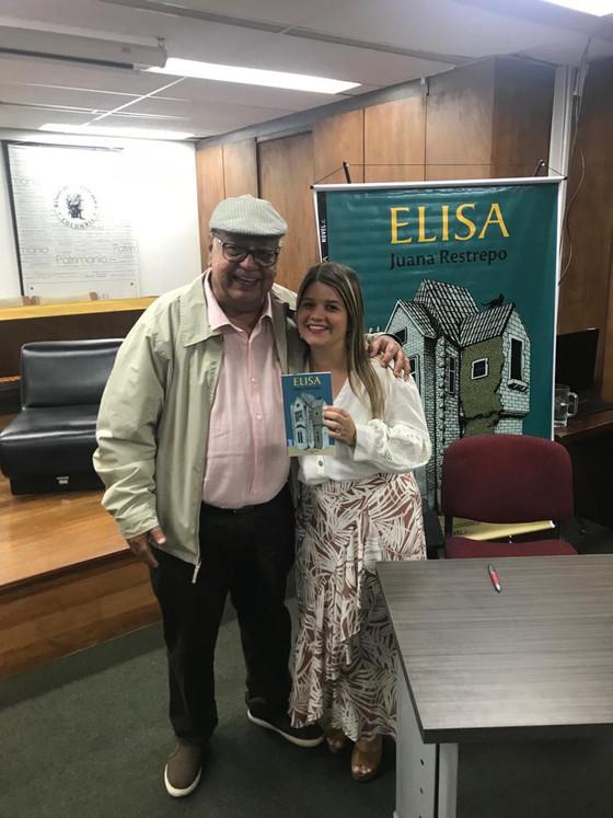Elisa sigue con la complicidad de lectores colombianos