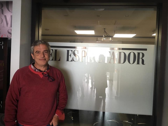 """El Espectador publica en exclusiva el relato principal de """"Metamorfosis"""", libro escrito po"""