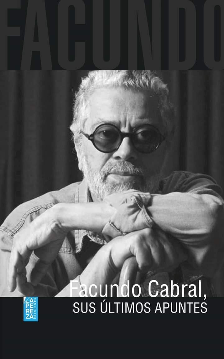 Portada de Facundo Cabral, sus últimos correos.