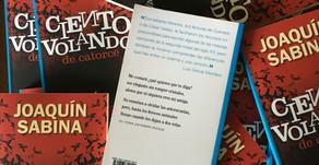 """En distintos países reseñan la edición en E.E.U.U de """"Ciento volando de catorce"""" de Joaquín Sabina."""