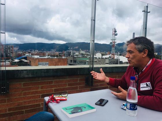 La metamorfosis de Jose Acevedo llega a Colombia