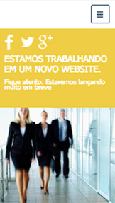 Propaganda e Marketing website templates – Em Breve - Site