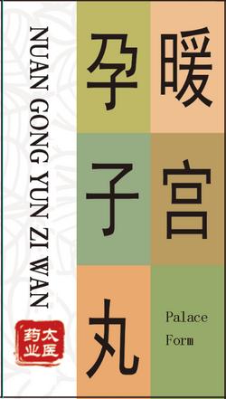 nuan gong yun zi wan