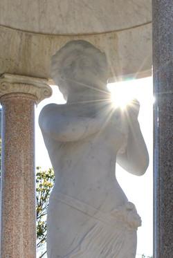 Le temple de Vénus