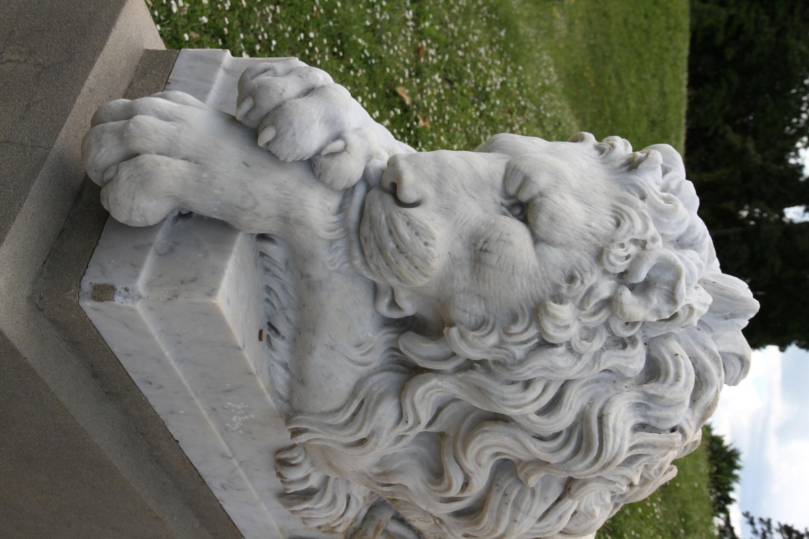 Les Lions de Canova