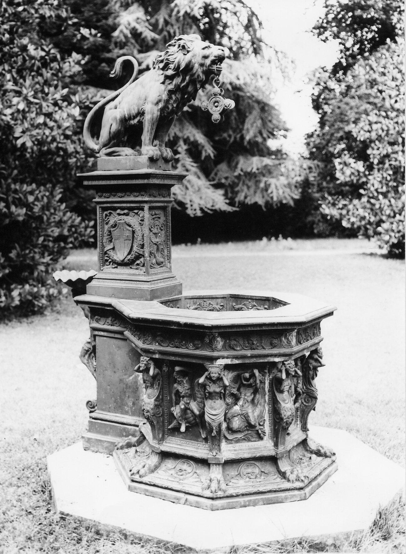 Le Puits au Lion