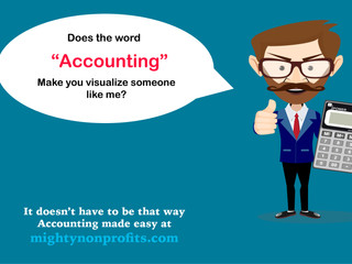 Nonprofit Accounting Can Be Your Friend