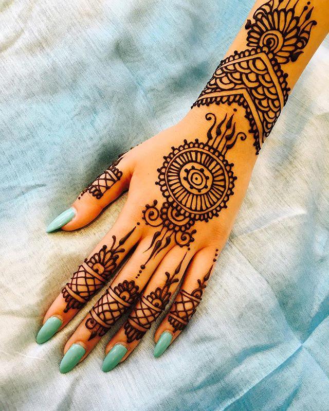 15 Minute Henna