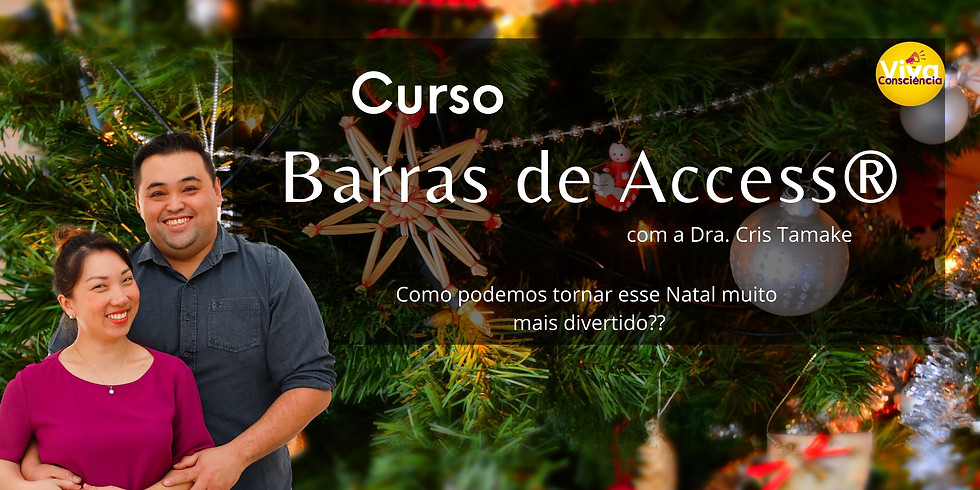 Curso Barras de Access® de Natal PRESENCIAL